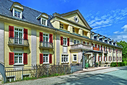 Bad Brambach Hotel
